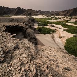 Hoanib River valley landscape, Namibia